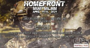 Home Front Airsoft Milsim Event